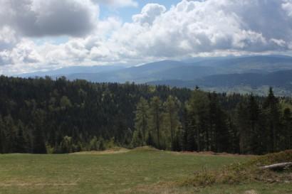 Panorama spod Chatki Gibasówki - 1