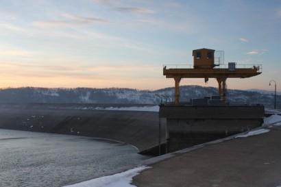 Zbiornik elektrowni na Górze Żar