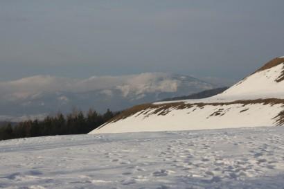 Magurka Wilkowicka widziana z Góry Żar