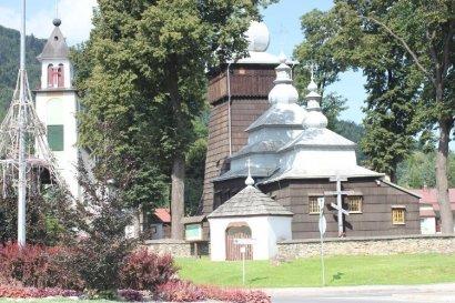 Cerkiew św. Paraskewy w Uściu Gorlickim