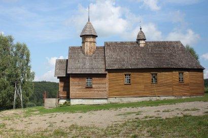 Kościół św. Stanisława w Uściu Gorlickim