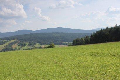 Krajobrazy Smerekowca