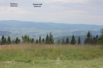 Ciąg dalszy panoramy ze Ćwilinia