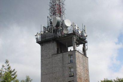 Wieża telewizyjna na Luboniu Wielkim
