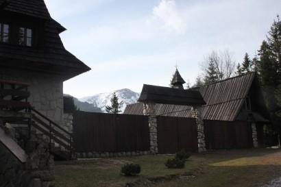 Klasztor Albertynów na Śpiącej Górze