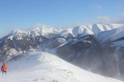 Zimowe krajobrazy z Grzesia
