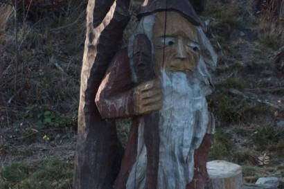 Leśny dziad