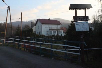 Most zakochanych w Jarnołtówku
