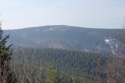 Rudawiec 1112 m n.p.m. - Góry Bialskie