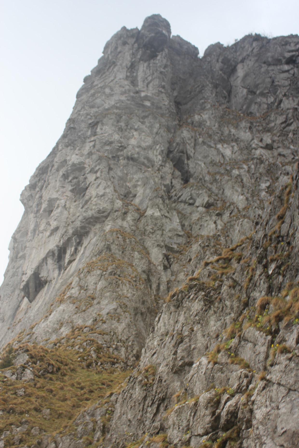 Turnia Raptawicka w dolinie Kościeliskiej