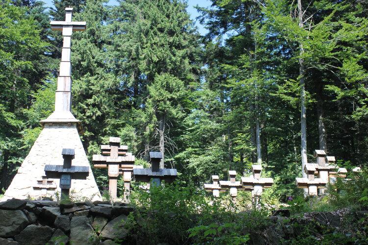 Cmentarz nr. 58 z czasów I wojny światowej