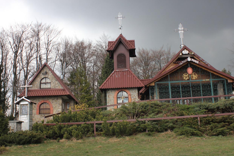 Kaplica na Groniu Jana Pawła II